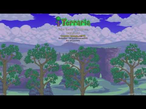 IP Address and Port for TerraPix/ShadowRain Terraria Tutorial