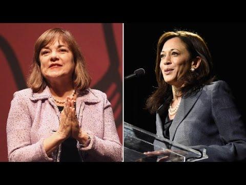 California senate raced doesn't include GOP