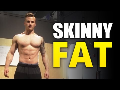 Skinny Fat Solution | Skinny Fat Diet & Workout