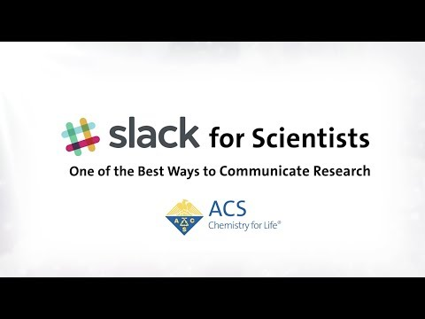 How Scientists Can Use Slack