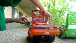 Cars the Movie Mack Vids for my Brother