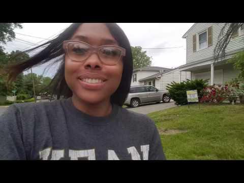 Vlog : Straight Hair vs Rain