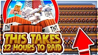 RAIDING MULTIPLE BASES + CAPPING KOTH!   Minecraft FACTIONS Series