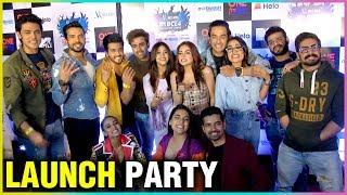 MTV BCL SEASON 4 PhotoShoot| Hina Khan, Karan Wahi, Sahil