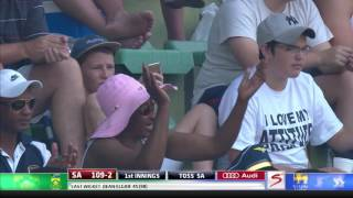 South Africa vs Sri Lanka - Day 1 - Session 2 - Highlights