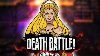 She-Ra Rides into DEATH BATTLE!