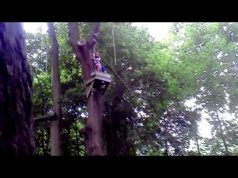 Shenanigans of Adventure - Episode 1: The Zip Line Scare
