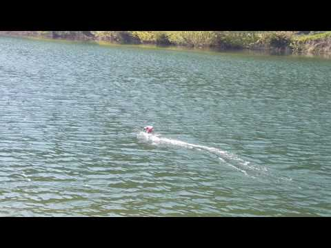 Water jet rc boat homemade