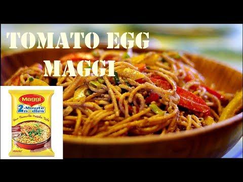 MAGGI  Maggi Recipe   EGG Maggi recipe  egg noodles egg  Maggi Recipe in hindi