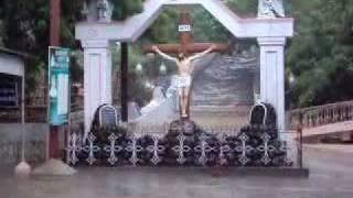 Acharapakkam (Jesus in Mazhai Malai Madha Church).flv
