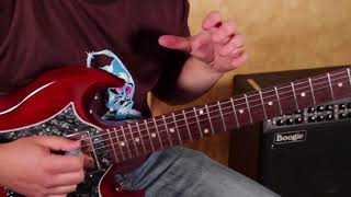 Guitar solo tricks for beginners