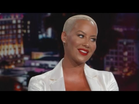 Xxx Mp4 Amber Rose Talks Sex Small Penises And Taylor Swift During TV Hosting Debut 3gp Sex