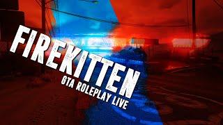 GTA Roleplay LIVE Firekitten The K9