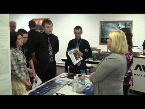 Employer Expo Exposes Students to Careers in Cadillac Area