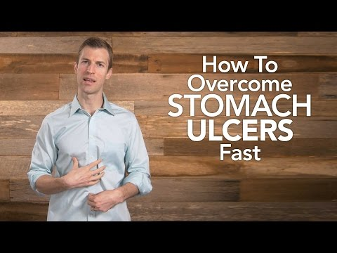 How to Overcome Stomach Ulcers Fast