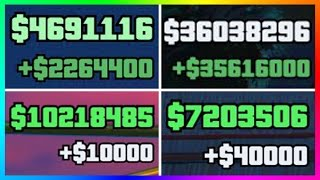 THE NEW BEST WAYS TO MAKE THE MOST MONEY IN GTA ONLINE - UPDATED 2017 GTA 5 MONEY MAKING GUIDE!