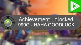 Top 10 Hardest Video Game Achievements