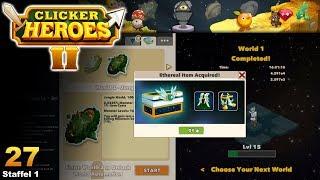 Clicker Heroes 2 | Critstorm Build 1-30W| FAST!!! - PakVim