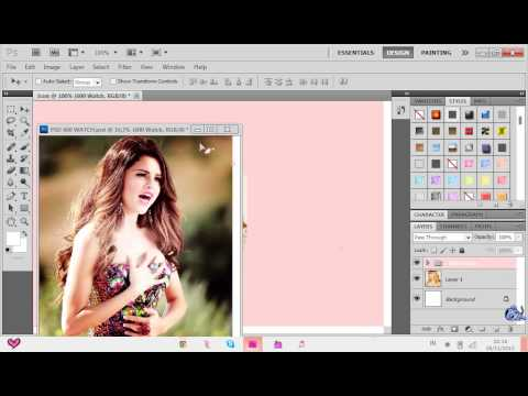 How To Make Twitter Icon[PHOTOSHOP]