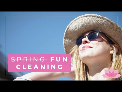 Redefine the Meaning of Spring Cleaning