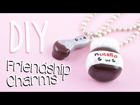 ♡  Nutella Friendship Charms ♡  | Kawaii Friday