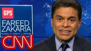 Fareed: White House is wrong on Iran