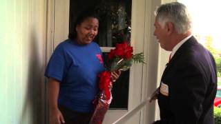 Publishers Clearing House Winners: Sony Webster From