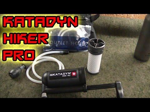 Katadyn Hiker Pro Review