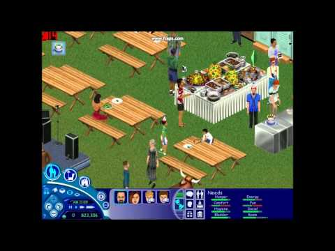 The Sims 1: Happy Birthday