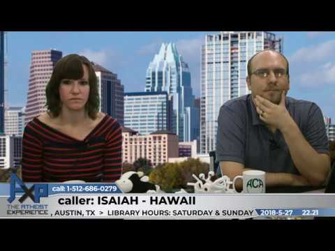 Atheist Experience 22.21 with Russell Glasser and Katilyn Pulcher (Full Episode)