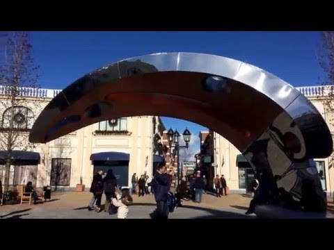 Visited Vancouver airport McArthurGlen designer outlet