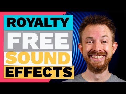 Free Sound Effects to Download (Royalty Free)