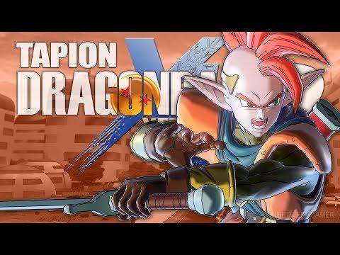 LEGENDARY HERO! Tapion DLC MOVESET GAMEPLAY!   Dragon Ball Xenoverse 2