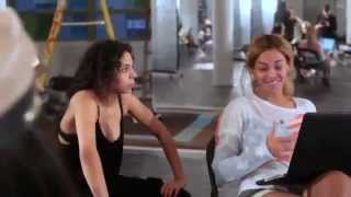 Beyonce - Inside Look At The Making Of Revel! 5 Months After Giving Birth [Parts 1 & 2]