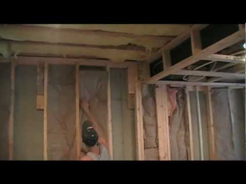 How to Insulate your finished basement