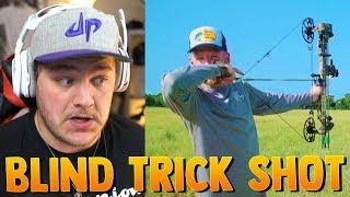 Archery Trick Shots 2 | Dude Perfect - Reaction