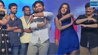 Sarrainodu Team Dance Performance @ Sarrainodu Movie Success Celebrations | TFPC