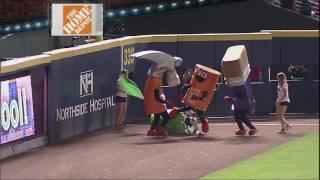 Star Wars Tool Race - Atlanta Braves Star Wars Night