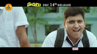 Nuvve Nuvve Video Song | Hushaaru 2018 Telugu Movie Songs |Sunny M R| Bekkam Venugopal | Lucky Media
