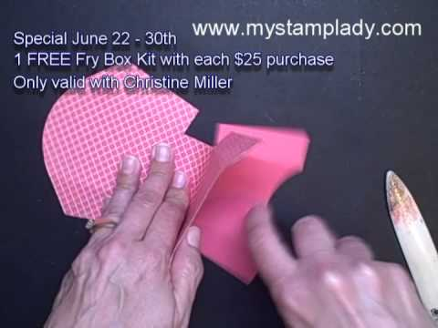 Free Fry Box Kit Special
