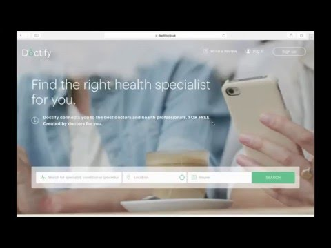 Find the right doctor for you