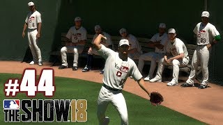 FIRST TIME AT THE POLO GROUNDS THIS YEAR!   MLB The Show 18   Diamond Dynasty #44