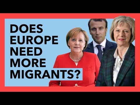 Does Europe Actually Need More Immigrants?