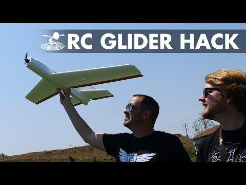 Motorized Walmart Toy Gliders?