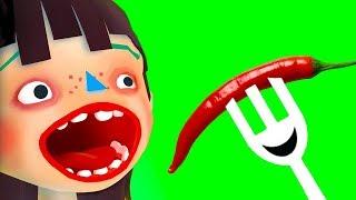 ГОТОВКА ЧЕЛЛЕНДЖ #13 Хэллоуин / Мультяшная игра в развлекательном видео для детей #ПУРУМЧАТА