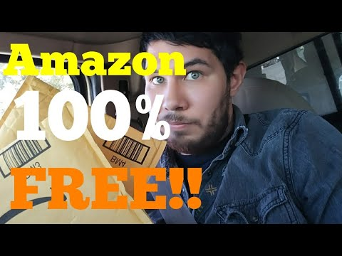 How To Get Free Amazon Stuff - free hack
