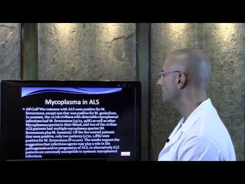 Mycoplasma ALS