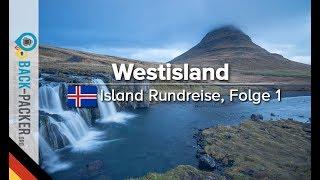 Islands Westen: beeindruckende Snaefellsnes Halbinsel & Wasserfälle (Island-Rundreise, Folge 01)