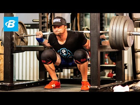 How To Squat: Layne Norton's Squat Tutorial