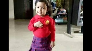 Ms Dhoni Daughter Ziva Dhoni Very Cute Video || Sakshi Dhoni
